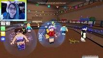EPIC MINIGAMES   CROSSY ROAD IN ROBLOX   RADIOJH GAMES