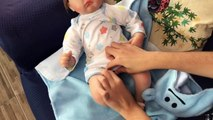TROCA E DETALHES DO MEU BEBÊ REBORN ERICK (Change and details of my reborn baby) - GABI REBORN