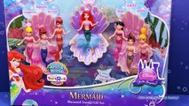 DISNEY PRINCESS Color Changesr Ariel Sisters Princess Airel Color Changer Video
