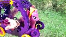 Мультик с игрушками Май Литл Пони Ванна для Искорки игры для девочек МЛП MLP сериал видео на русском