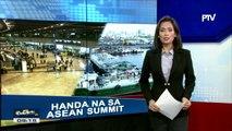 Mga paliparan at pantalan sa bansa, nakaalerto na para sa #ASEAN Summit