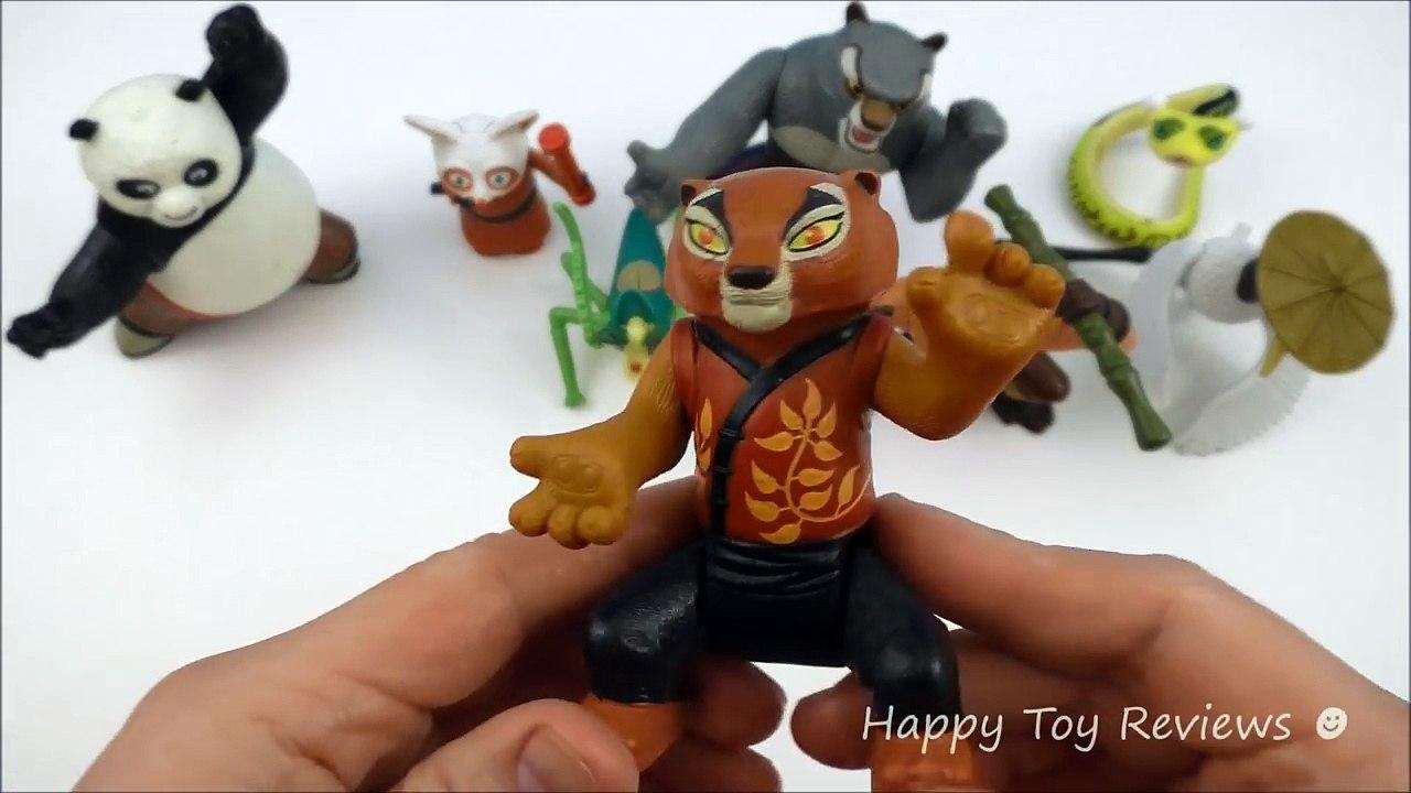 Master Viper #4 2008 Kung Fu Panda McDonald/'s Happy Meal Toy