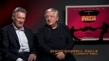 The Death Of Stalin - Exclusive Interview With Michael Palin & Simon Russell Beale