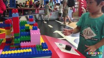 Kid having lots of fun at LEGOLAND Malaysia Theme Park and Resort - lego toys for kids