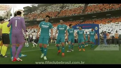 FIFA17 | GAMEPLAY | VALENCIA vs VILLAREAL