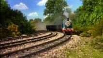 Thomas Puts The Brakes On - Full SFX Edit