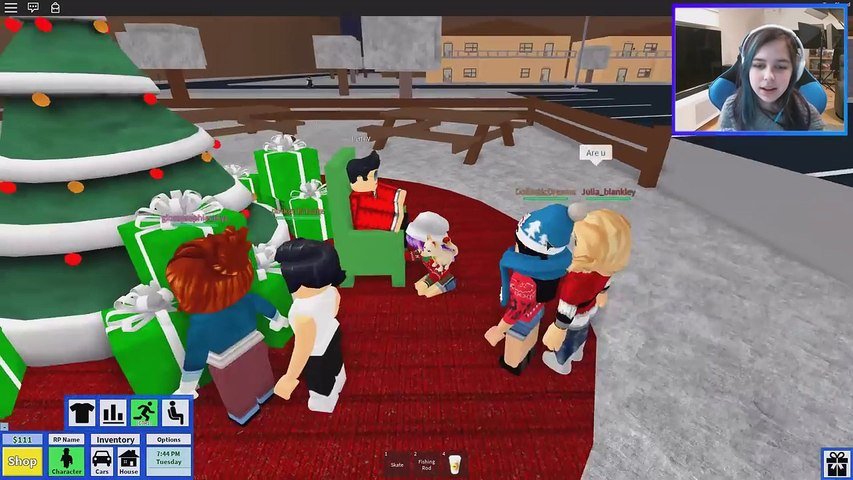 Dont Cry In Roblox High School Robloxian High School Roleplay W Radiojh Games Roblox High School On Christmas Day Radiojh Games Dollastic Plays Facecam Roleplay 影片 Dailymotion
