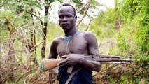 Tribal Journeys: Mursi tribe trip to Africa Omo Valley in Ethiopia Племя Мурси в Эфиопии