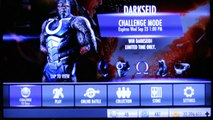 Injustice Mobile on Android (glitch): How to Reset the Dawn