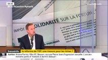 """#ISF & mesures fiscales """"pour une minorité de personnes qui ont financé la campagne de Macron c'est le renvoi d'ascenseur"""", Nicolas Dupont-Aignan"""