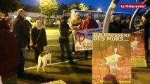 Guingamp. Sept membres du collectif des Faucheurs volontaires au tribunal