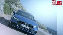 VÍDEO: Audi A7 2018, todos los detalles en movimiento
