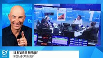 """Gérard Collomb : """"Tu fais le malin Stéphane Bern ? Tu crois qu'on ne t'a pas vu dire du bien de Laurent Wauquiez ?"""""""
