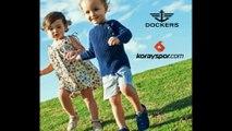 Özel Zemin Tutan Kauçuk Tabanlı Dockers Yeni Sezon Dayanıklı Çocuk Bot Seçenekleri