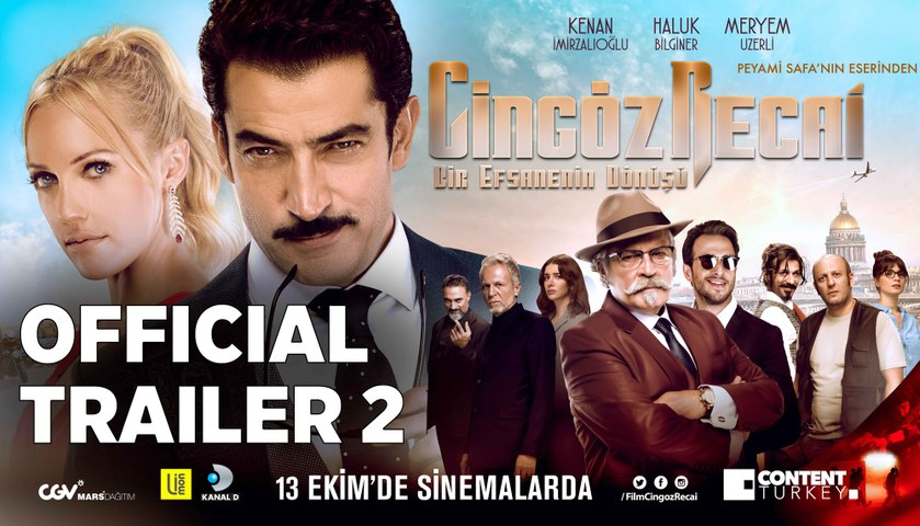 Cingöz Recai - 2. Fragman (Official Trailer 2)