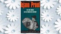Download PDF Tejano Proud: Tex-Mex Music in the Twentieth Century (Fronteras Series, sponsored by Texas A&M International University) FREE