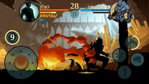 Shadow Fight 2 Shadow VS Megalith
