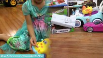Hot Wheels Monster Jam Trucks RC, Bump & Go Cars, Garbage Truck and more! Playtime!