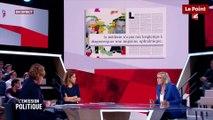 """L'Émission politique - Marine Le Pen regrette son débat """"raté"""" face à Emmanuel Macron"""