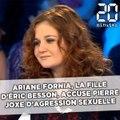 La fille d'Eric Besson accuse Pierre Joxe, ancien ministre de Mitterrand, d'agression sexuelle