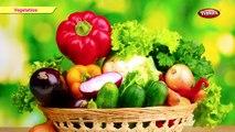 Lets Learn About Vegetables | Learn Vegetables For Kids | Pre School Junior | Vegetables Song