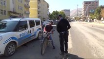 Muş'ta Motosikletlere Sıkı Denetim