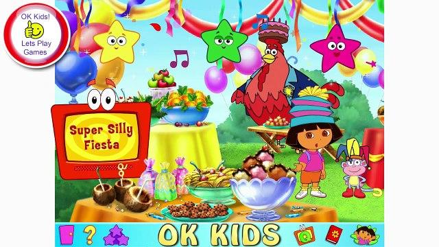 Dora the Explorer - Super Silly Fiesta! - Full Episode No 28