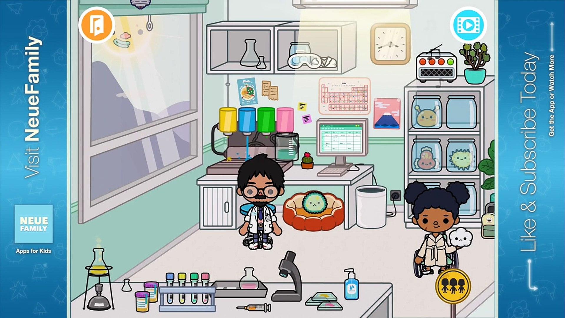 Toca Life Hospital: Activity App for Kids