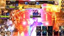 Seven Knights (kr server) Delonse awaken (first 7k awakened).
