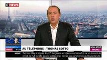 """EXCLU - Thomas Sotto au 20h de France 2: """"Il n'y a aucun problème avec Leila Kaddour"""""""