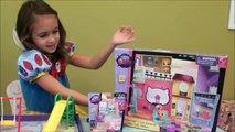 Little Pet Shop Pets, LPS Coffee Shop Toy Set, Little Pet Shop Pets Birthday Party