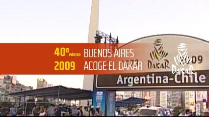 2009: Buenos Aires acoge el Dakar