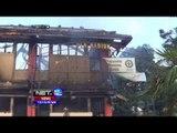 NET12-Gedung PLN Madiun Terbakar Akibat Hubungan Arus Pendek Listrik