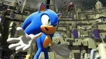 Sonic Heroes - Bande-annonce japonaise