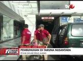 Reka Ulang Pembunuhan Siswa SMA Taruna Nusantara