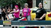 Activistas exigen justicia por asesinato de mujer trans en Paraguay