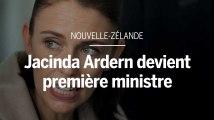 Jacinda Ardern, le franc-parler de la plus jeune première ministre de Nouvelle-Zélande