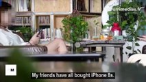 Elle est prête à tout pour se payer un iPhone 8, mais elle aura une bonne leçon à la place