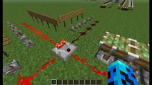 Minecraft (1 5 2) #23 - รู้จักกับ Redstone Comparator