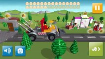 LEGO Juniors Create & Cruise - Kids Build All Fun Set Lego Charers | Helicopter | Truck | Car