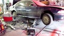 BMW E39 Покраска и кузовные работы. Paint and body repair BMW E39