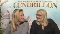 Marilou Berry et Josiane Balasko (Les nouvelles aventures de Cendrillon) : leurs conseils pour dégager les princes pas si charmants