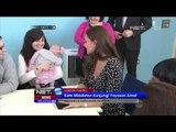 Kate Middelton kunjungi pusat perawatan ibu dan anak di London - NET5