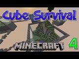 Cube Survival - Extreme Hills Biome! - (Minecraft) - Episode 4