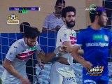 ملخص مباراة - الزمالك 0 × 3 سموحة | تعليق حاتم بطيشة - الأسبوع 6 من الدوري المصري