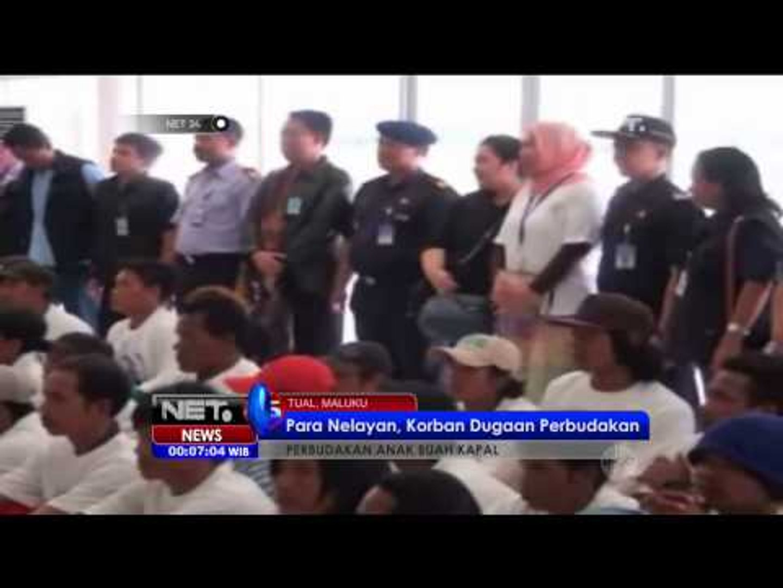 58 Warga Kamboja korban perbudakan dideportasi - NET24