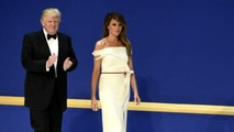 Melania Trump donates inauguration gown to Smithsonian