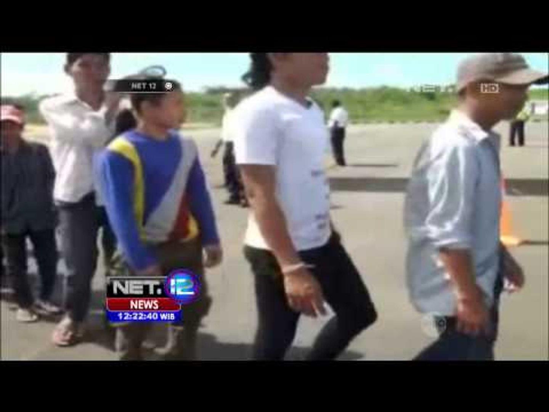 Pemulangan Warga Kamboja Korban Perbudakan di Kepulauan Aru -NET12