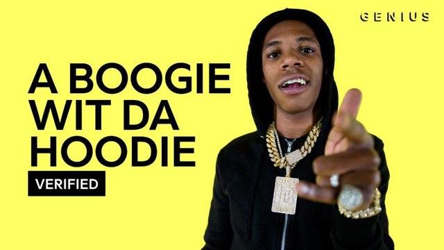 "A Boogie Wit Da Hoodie Breaks Down ""Say A"""