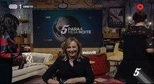"""Fátima Campos Ferreira: """"Esbardalhei-me toda!"""" - 5 Para a Meia-Noite"""